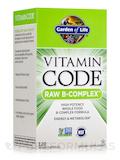 Vitamin Code® - Raw B-Complex™ - 120 Vegan Capsules