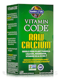 Vitamin Code® - Raw Calcium - 120 Vegetarian Capsules