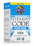 Vitamin Code® - RAW One™ for Men - 75 Vegetarian Capsules
