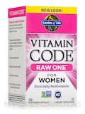 Vitamin Code® - RAW One for Women 30 Vegetarian Capsules