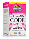 Vitamin Code® - Raw One for Women - 75 Vegetarian Capsules