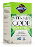 Vitamin Code® - RAW B Complex - 60 Vegan Capsules