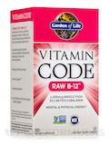 Vitamin Code® - Raw Vitamin B12 30 Capsules
