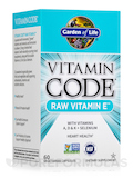 Vitamin Code® - Vitamin E - 60 Capsules