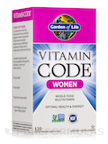 Vitamin Code® - Women's Multi - 120 Vegetarian Capsules