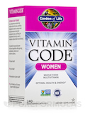 Vitamin Code® - Women's Multi - 240 Capsules
