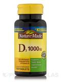 Vitamin D 1000 IU 100 Tablets