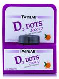 Vitamin D 2000 IU Dots 100 Tablets
