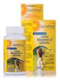 Vitamin D 2000 - 60 Tablets