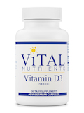 Vitamin D3 2,000 IU - 90 Vegetable Capsules
