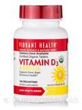 Vitamin D3 4000 IU - 100 Organitabs