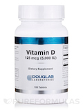 Vitamin D 5000 IU 100 Tablets