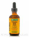 Vitamin D3 5000 I.U. Fast Acting Liquid 2 oz