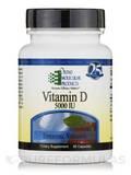 Vitamin D 5000 IU - 60 Capsules