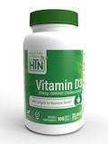 Vitamin D3 1000 IU - 100 Softgels