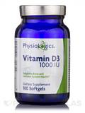 Vitamin D3 1000 IU - 100 Softgels