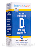 Vitamin D3 1000 IU - Extra Strength - 100 Dissolvable Tablets