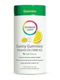 Vitamin D3 1000 IU Sunny 50 Gummies