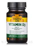 Vitamin D3 1000 IU100 Softgels