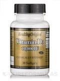 Vitamin D3 10000 IU (Lanolin) - 30 Softgels