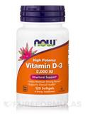 Vitamin D-3 2000 IU - 120 Softgels