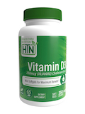 Vitamin D3 250 mcg (10,000 IU) - 360 Softgels