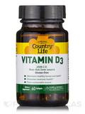 Vitamin D3 2500 IU - 60 Softgels