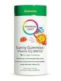Vitamin D3 400 IU Sunny 60 Gummies