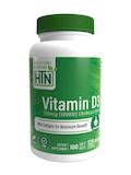 Vitamin D3 125 mcg (5,000 IU) Cholecalciferol - 100 Softgels