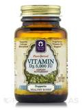 Vitamin D3 5000 IU 120 Vegetarian Capsules