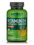 Vitamin D3 5000 IU - 180 Vegetarian Capsules