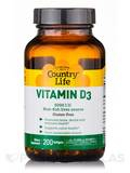 Vitamin D3 5000 IU 200 Softgels