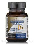 Vitamin D3 5000 IU - 60 Capsules