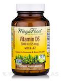 Vitamin D3 5000 IU with K & K2 - 120 Capsules