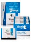 Vitamin D3 50000 IU 10-15 CT Blisters 150 Count
