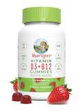Vitamin D3 + B12 Gummies, Strawberry Flavor - 60 Count
