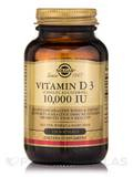 Vitamin D3 (Cholecalcifederol) 10000 IU - 120 Softgels