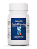 Vitamin D3 Complete with A and K2 - 60 Fish Gelatin Capsules