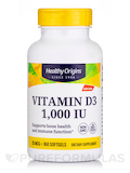 Vitamin D3 1000 IU (Lanolin) 360 Softgels