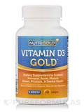 Vitamin D3 Gold 5000 IU 360 Softgels