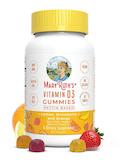 Vitamin D3 Gummies, Lemon, Strawberry and Orange Flavored - 60 Count
