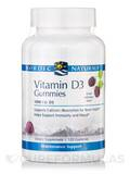 Vitamin D3 Gummies 1000 I.U. Wild Berry Flavor - 120 Gummies