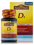 Vitamin D3 (Maximum Strength) 60 Softgels