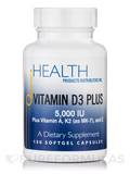 Vitamin D3 Plus - 150 Softgel Capsules