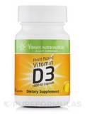 Vitamin D3 1000 IU - 60 Capsules