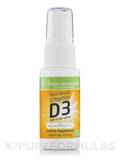 Vitamin D3 Spray - 0.65 fl. oz (19.2 ml)
