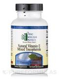 Natural Vitamin E Mixed Tocopherols - 120 Softgel Capsules