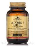 Vitamin E 400 IU (400 IU d-Alpha Tocopherol & Mixed Tocopherols) - 50 Softgels