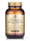 Vitamin E 400 IU (400 IU d-Alpha Tocopherol & Mixed Tocopherols) - 50 Softgels