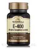 Vitamin E-400 IU 90 Softgels